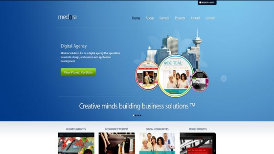 Medora Solutions digital agency in Vancouver
