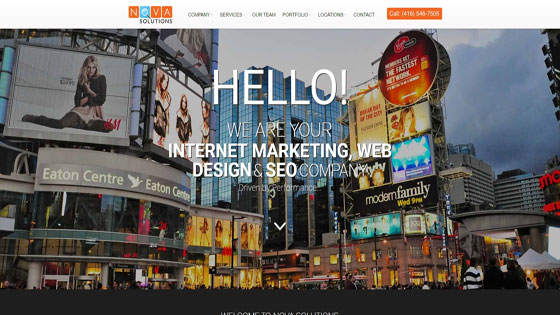 Nova Solutions Internet Marketing Toronto