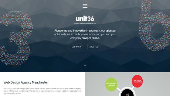 Unit36 digital agency